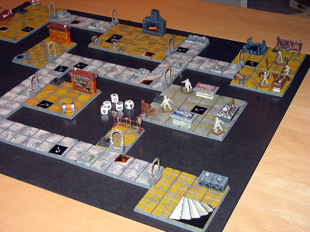 What Is Hq Modular Heroquest